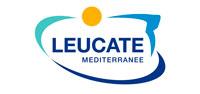 leucate logo mediterrannee logo