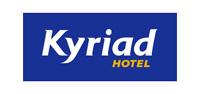 logo kyriad hotel client wiizone wifi operator