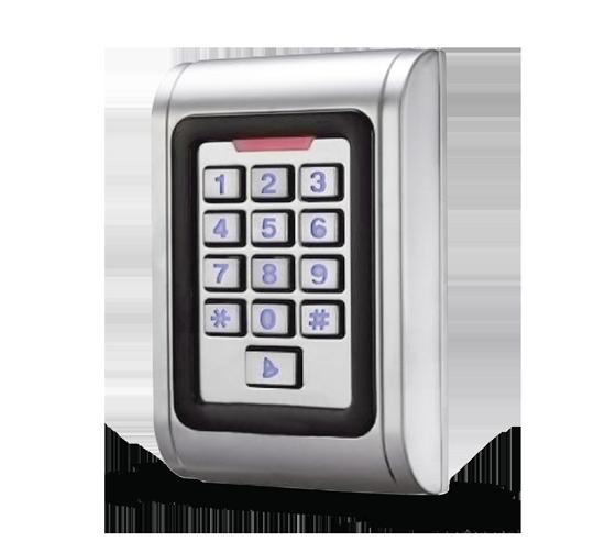 clavier a code controle d'acces connecte wifi services wiizone 3