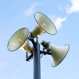 alerte sonore service connecte wifi installation wiizone